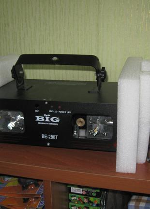 Лазерная анимационная установка BIG BE-288T