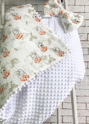 Конверт на выписку / детское одеяло