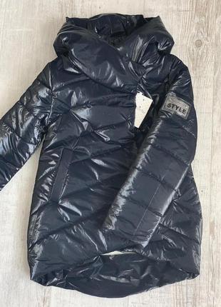 Шикарная демисезоная куртка для девочек