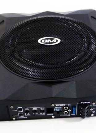 """10"""" Активный плоский корпусной Сабвуфер BOSCHMANN BM Audio BM-T10"""