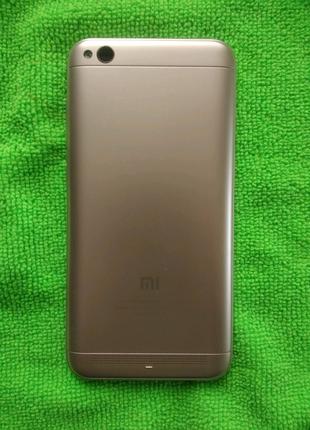 Кришка корпус кнопки стекло камеры Xiaomi Redmi 5a