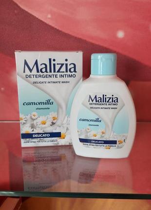 Malizia гель для интимной гигиены, интимка