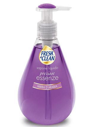 Fresh&clean жидкое мыло с дозатором