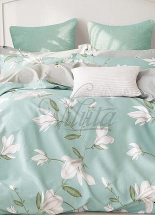Двухспальный комплект постельного белья № 19003