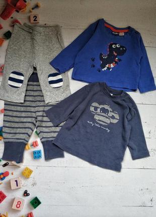 Фирменный набор/комплект на малыша на 3-6 месяцев