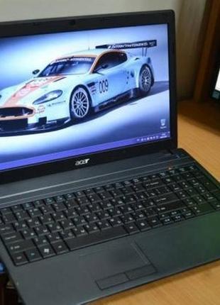 Игровой ноутбук Acer TravelMate 5740G (танки, дота).