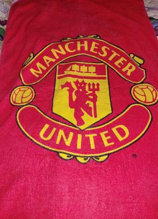 Полотенце fc manchester united