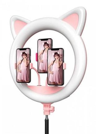 Кольцевая Лампа Ring Light Cat КОШЕЧКА 49,5 см 65 ватт