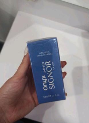 Мужская парфюмированная вода onyx