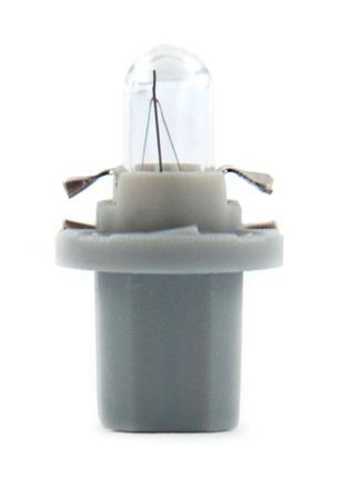Лампа накаливания Brevia 24322C (BAX B8,3d Grey 24V)