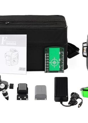 Лазерный уровень Firecore F93T XG максимальная комплектация
