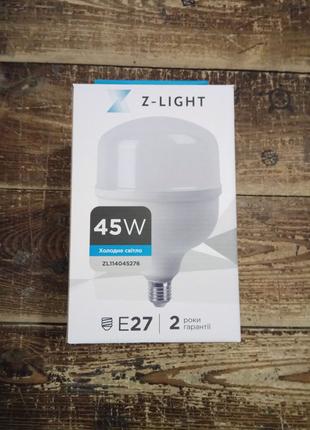 Светодиодная лампа Z-light