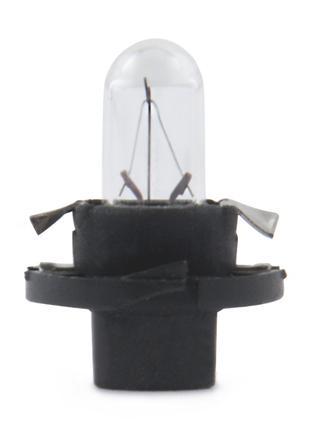 Лампа накаливания Brevia 12324C (BAX BX8,4d Black 12V)