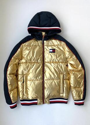 Куртка , бомбер мужской tommy hilfiger primaloft collection т...