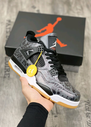 "Nike Air Jordan 4 Retro OG ""Cement"""