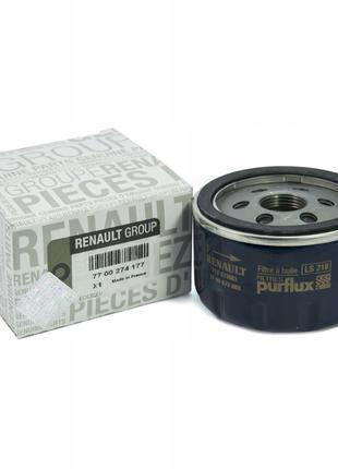 Фильтр масляный Renault Logan 7700274177 RENAULT