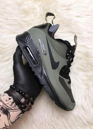 Nike air max 90 ultra mid winter green