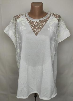Блуза шикарная нарядная marks&spencer uk 16/44/xl