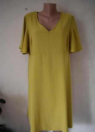 Красивое платье большого размера marks & spencer