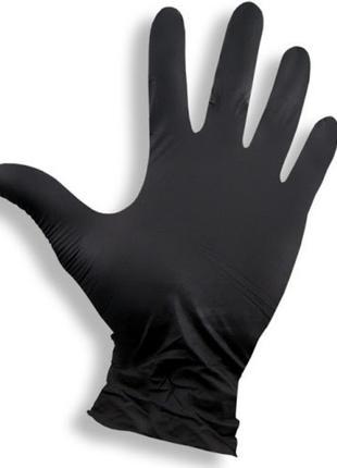 Нитриловые перчатки Unex Medical Products,медицинские перчатки ХL