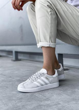 Женские белые кроссовки puma cali