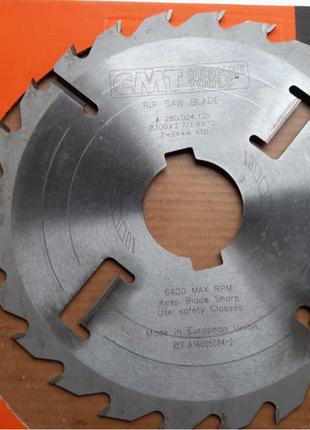 пила CMT, пильний диск