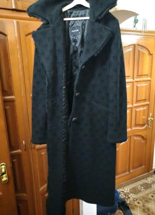 Пальто женское демисезонное Осень-Зима шерстяное