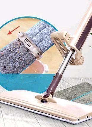 Швабра лентяйка с отжимом Spin Mop Cleaner 360, швабра для пола