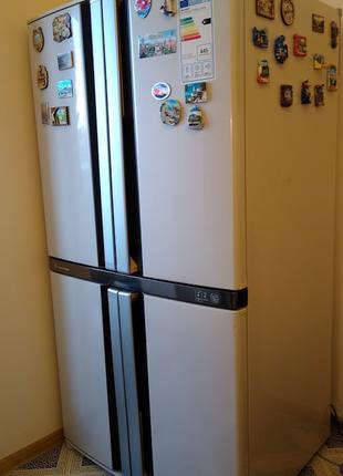 Холодильник SHARP SJ-F73PE-BE Япония
