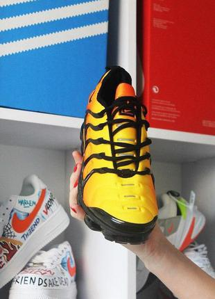 Nike vapormax tn yellow