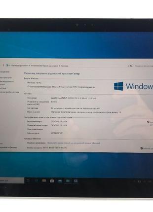 "Microsoft Surface Pro 3 i5-4300U 2.9 ГГц 12"" 2160*1440 IPS 8/2..."