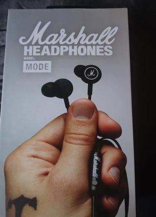 Наушники Marshall Headphones