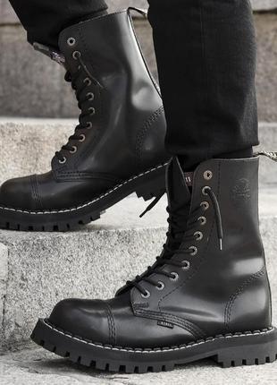 Steel ботинки сапоги берцы