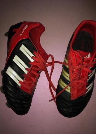Бутсы копы сороконожки обувь для футбола adidas размер 34