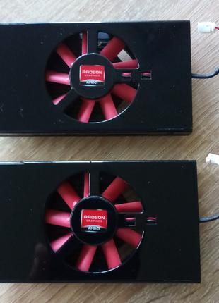 Кулеры для видеокарт AMD Radeon