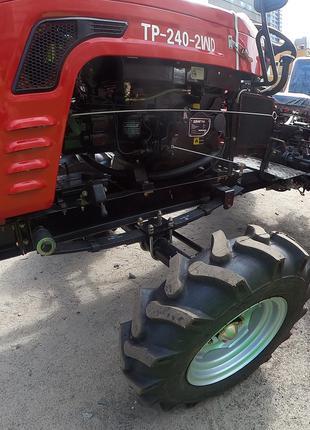 Акция! Минитрактор TP-240-2WD