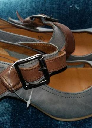 Стильные модные туфли  tamaris германия