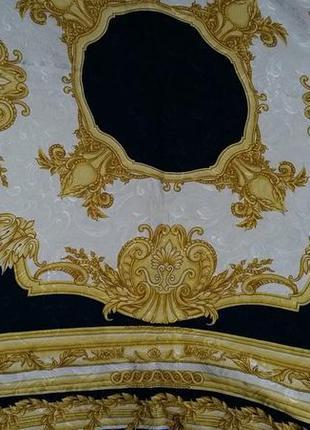 Винтажный брендовый платок от ostinelli.италия.шелк
