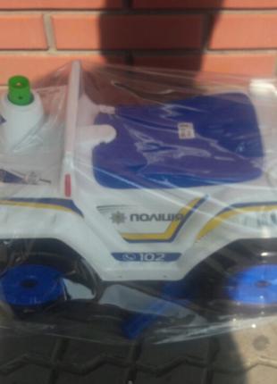 Толокар-полиция машина