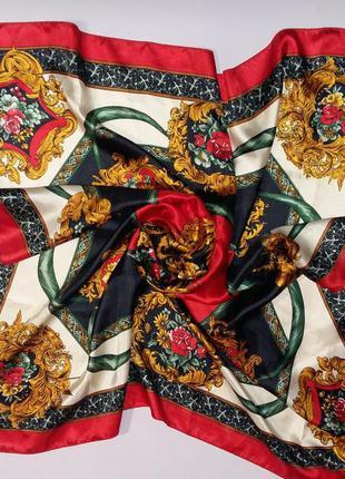 Красивый женский платок италия