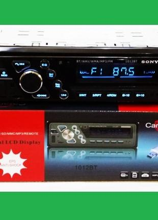Автомагнитола Pioneer 1011BT c блютуз/USB/SD/AUX
