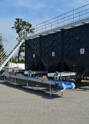 Модульный бункер BМ