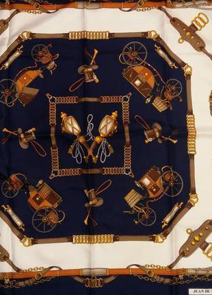 Красивый подписной платок италия