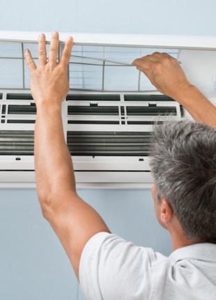 Ремонт и обслуживание кондиционеров и холодильного оборудования.