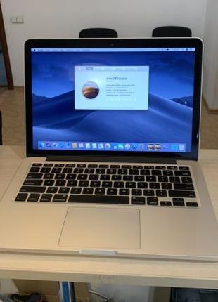 MacBook Pro 13 a1502; 2015; i5-2,7 8gb; 128gb