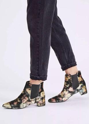 Осение ботиночки/челси 38 размер
