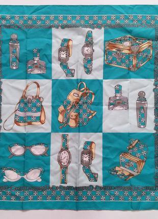 Модный шейный платок италия