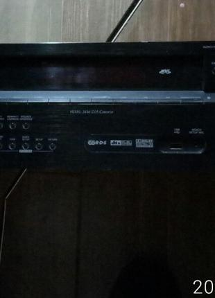 AV Ресивер PIONEER VSX-516-K, 6 x 100W, 6.1, усилитель, USB