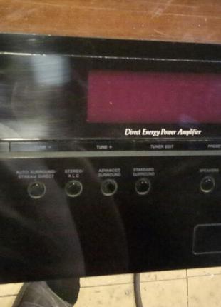 AV Ресивер PIONEER VSX-519V-K, 130 ватт/канал, 5.1 , усилитель