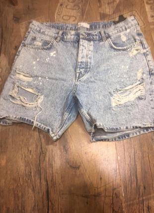 Zara Man шорты